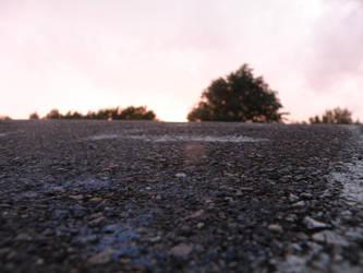 Street and sky by Twix-rockt