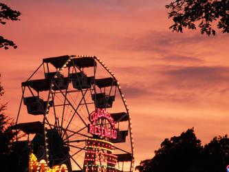 Ferris wheel by Twix-rockt