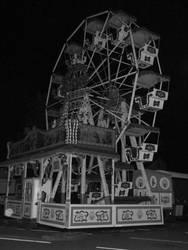 Ferris wheel 2 by Twix-rockt