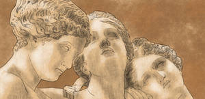 The Three Graces by Coyau