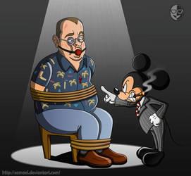 Disney Dirty Business by XAMOEL