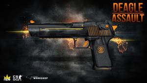 Desert Eagle | Assault (CSGO Workshop) by NoblesTeam