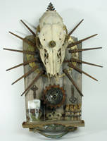 Reliquary for Alan by Amazon-Butterfly