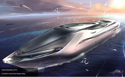Baratelli 2015 Ship Study by AndreaBaratelli