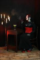 Absinth Fairy by InerMiss