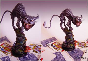 AMA: Cheshire Wrath by LuckyKrusky