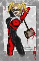 Deakon's Harley Quinn by Auridesion