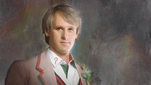 The Fifth Doctor by Auridesion