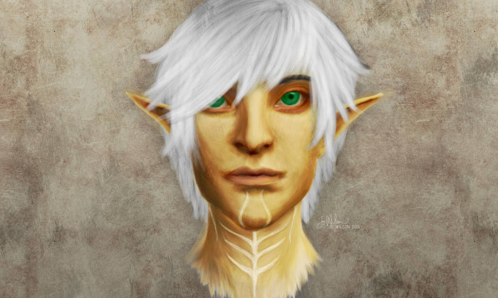 Fenris - Wallpaper Edition by Auridesion