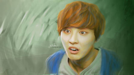 Yoon Shi-Yoon - Confused by Auridesion
