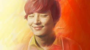 Yoon Shi-Yoon - Happy by Auridesion