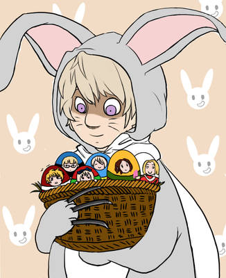 APH - ... Egg? by Miberry