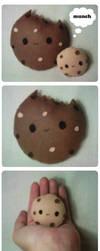 Cookie Plushies by riaherod
