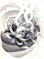Tattoo Design 1 by leCCio