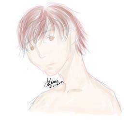 [h-c] just jiji sketch by SmolKuroda