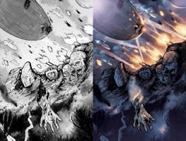 Marve Zombies Destroy 1 pg 14 by GarryHenderson