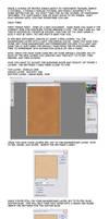 PS parchment texture tutorial by GarryHenderson
