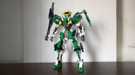 LEGO Gundam Dynames GN-002 by demon14082000
