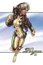Rogue by AdamWithers