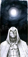 Moon Knight by AdamWithers