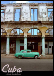 Cuba by A-Vicent
