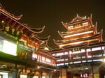 Night of Shanghai by Juinny