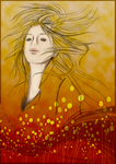 The wind of Hope by Juinny