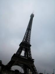 Eiffel Tower by Juinny
