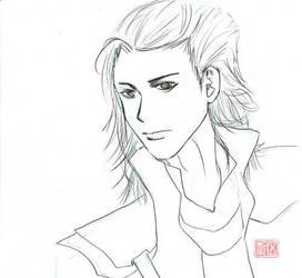 Loki by Juinny