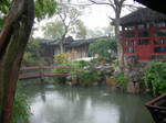 Traditional Chinese Shelter by Juinny