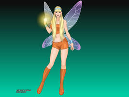 Stella from Winx Club by SuperHerioneCreater