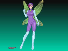 Tecna from Winx Club by SuperHerioneCreater