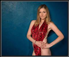Karolina visits by spitting-to-windward