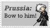 Prussia Stamp by marching-queen