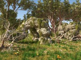 Rocks by dragan45