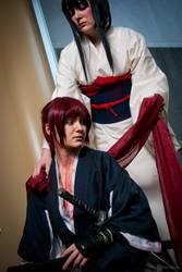 RK: Sword and Sheath by MissCordie