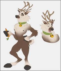 reindeer OTA by hiddickington