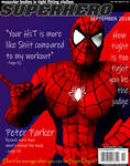 Superhero Mag Spidey Edition 2018 by GreysonFurrington