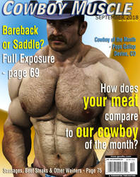 Cowboy Magazine Sept 2018 by GreysonFurrington