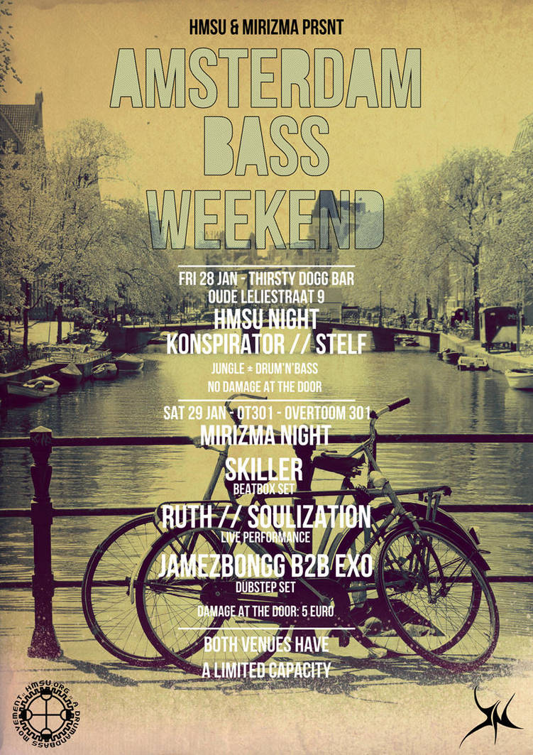 amsterdam bass weekend 01 by skycycle