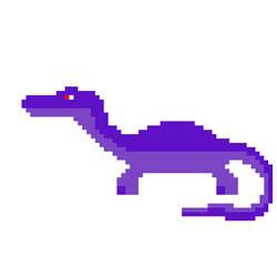 Pixel Dragon by Donut2Chicken2
