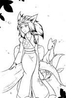 Foxgirl by Vatina
