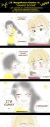 MangoScones Mini-Comics 1 by niichie