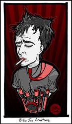 Billie Joe Armstrong by hjhornbeck