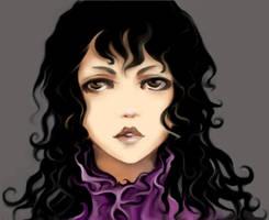 Curls and Swirls by darkestmelody
