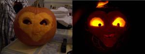 Francoeur Pumpkin Light-Dark by Donotquestionme