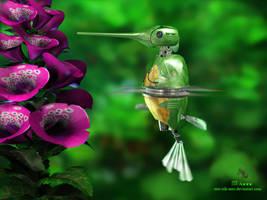 hummingbird by Nik-Ants