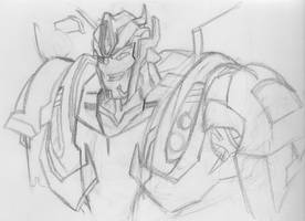 TFP Sketches: Smokescreen by Trans-Crystal