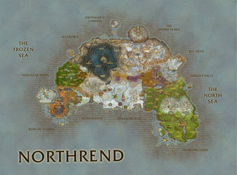 Northrend by Sub-Thermal