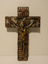 CHRIST POSTINDUSTRIAL NUMERO 2 by RamonLlansola